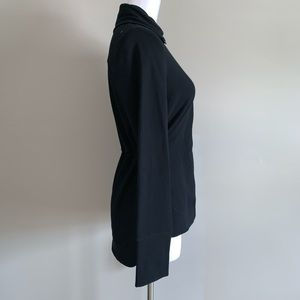 Carlisle Jackets & Coats - NWT Carlisle Collection Per Se Black Jacket 4 6 8